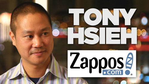 Tony Hsieh เจ้าของ Web E-Commerce ระดับโลกสายเลือดเอเชีย