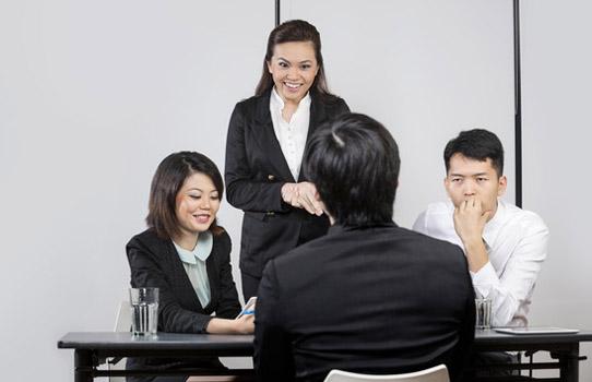 เทคนิคการสัมภาษณ์และการสังเกต