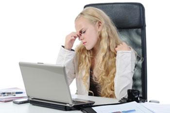 วิธีพักสายตา สักนิด ระหว่างการทำงาน