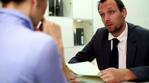 ความผิดพลาด 10 ประการที่มักจะพบในการสัมภาษณ์งาน